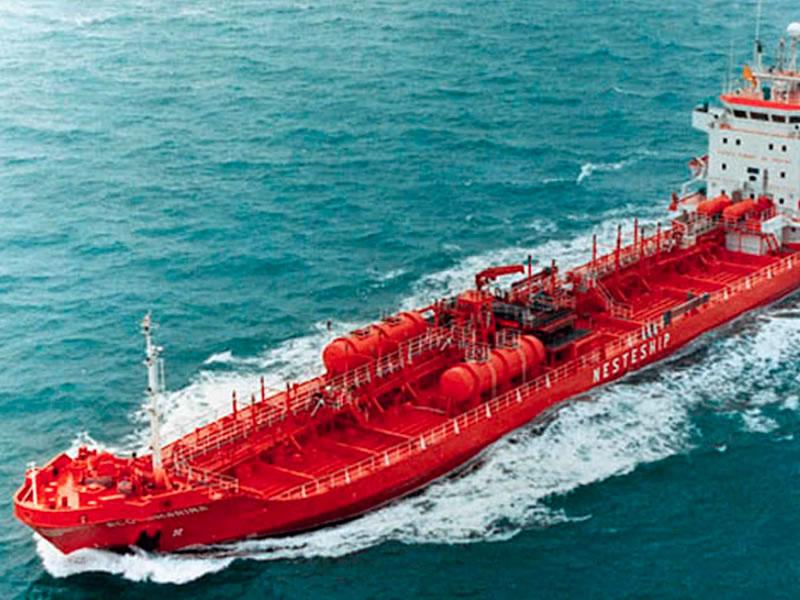 SCTT Corso di addestramento avanzato per le operazioni di carico di navi cisterna adibite al trasporto di prodotti chimici