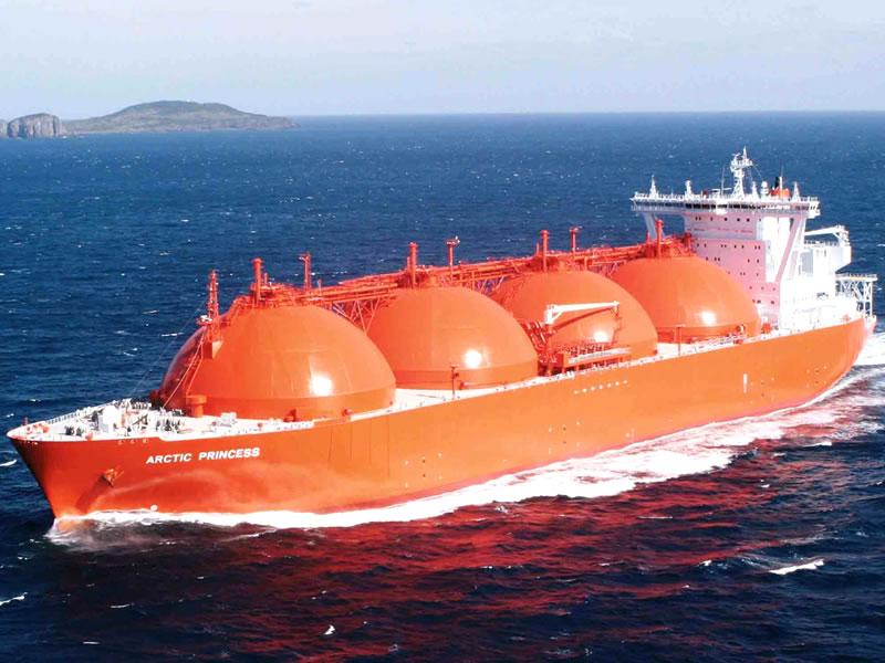 Corso addestramento avanzato per operazioni di carico di navi cisterna adibite al trasporto di gas liquefatti
