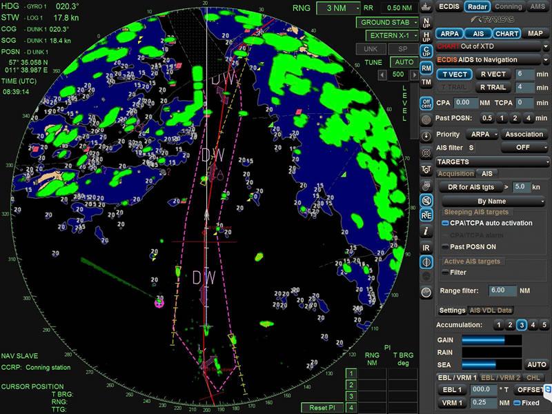A.R.P.A. Corso di addestramento all'uso dei sistemi radar ad elaborazione automatica dei dati