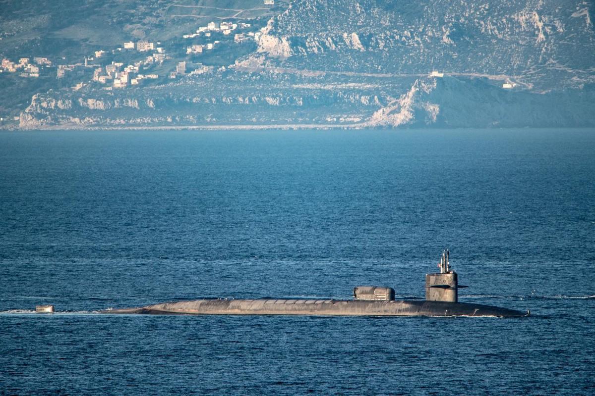 Navigazione Stretto di Gibilterra